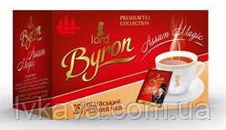 Чай черный Assam Magic Lord Byron, 25 пак, фото 2