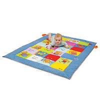 Развивающий большой коврик - ВЕСЕЛЫЕ КОТЯТА для детей с рождения (100х150 см) ТМ Taf Toys 10845