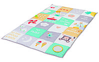 Развивающий большой коврик - МОИ УВЛЕЧЕНИЯ для детей с рождения (100х150 см) ТМ Taf Toys 12175