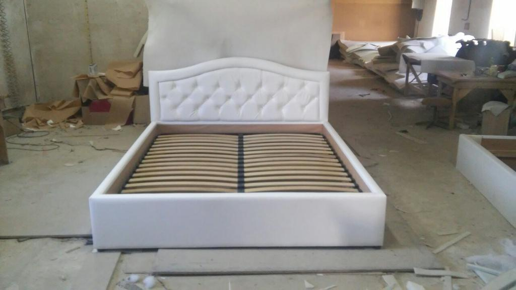Двоспальне ліжко Комодо 1