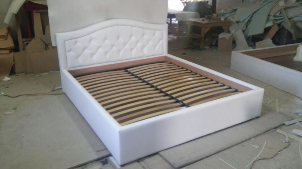 Двоспальне ліжко Комодо 2