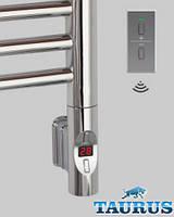 ЭлектроТЭН Heatpol H+ MS chrome с пультом ДУ (в компл.) регулировка +таймер. Маскировочный элемент для провода