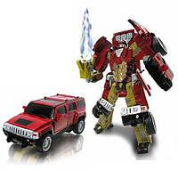 Робот-трансформер - HUMMER для детей от 6 лет (1:32) ТМ Roadbot Красный 52030 r