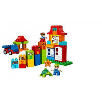 Lego Duplo Набор для весёлой игры 10580 Creative Play My First Box of Fun