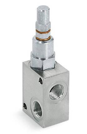 """Клапан запобіжний VMP 1/2"""" 10-180 BAR (Італія), фото 2"""
