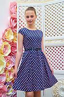 Подростковое платье для девочки Миледи р.134-152
