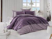 Комплект постельного белья ранфорс de lux first choice евро размер raina murdum