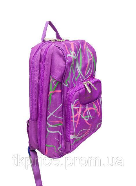 Школьный рюкзак фирмы Bagland малиновый