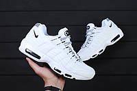 Только 41 размер !!! Мужские кроссовки Nike Air Max 95 Og Slate / найк  / реплика (1:1 к оригиналу)