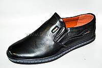 Туфли подростковые (36-41) Nasite DT 15-5 C 1