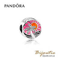 Pandora Шарм ЗАКАТ #792116ENMX серебро 925 Пандора оригинал