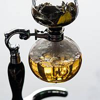 Сифон (габет) для варки чая и кофе (дизайн синий, красный и золотой)