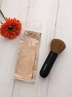 PARISA Кисть для макияжа № P05 Кабуки (для минерального макияжа, пудры, средняя)