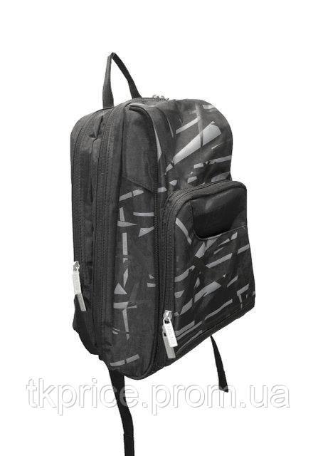 Школьный рюкзак фирмы Bagland черный