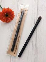 PARISA Кисть для макияжа № P10 (для консилера, жидких и кремовых средств, плоская средняя)