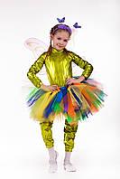 Детский костюм Бабочка в пачке, рост 100-135 см
