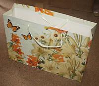 Пакет подарочный 033-1. 55х40см, фото 1