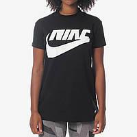 Женская футболка NIKE nsw top irreverent (Артикул: 831752-011)