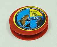 Леска Клин 100м диаметр - 0,25