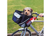 TRIXIE Сумка-перевозка велосипедная для собак, 6кг, 40х27х25см
