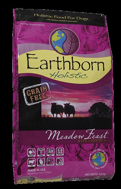 Сухий корм для собак Earthborn Holistic Meadow Feast with Lamb Meal 12Kg