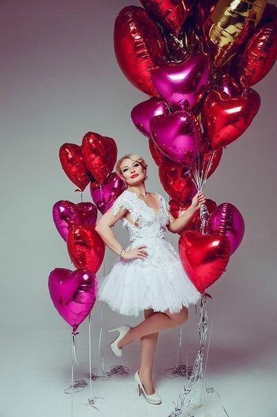 шары для романтического вечера