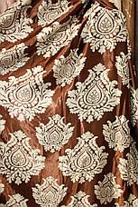 Двостороння шторна тканина Корона, фото 3