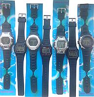 Часы наручные пластмассовые дешевые