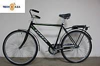 """Велосипед Crossride Comfort 28"""" М черный"""