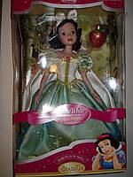 Кукла Белоснежка фарфоровая коллекционная Porcelain Doll (Brass Key Keepsake) LARGE by Disney