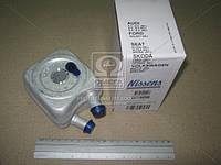 Радиатор масляный AUDI, VW, SKODA (производитель Nissens) 90608