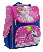 Рюкзак каркасный  H-11 Frozen rose, 34*26*14