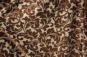 Двухсторонняя шторная ткань Завиток, фото 2