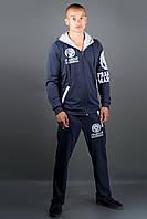 Мужской спортивный костюм Шалди (синий)