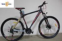 """Велосипед 29"""" Sparto рама 18"""",21"""" алюм., красно-черный"""