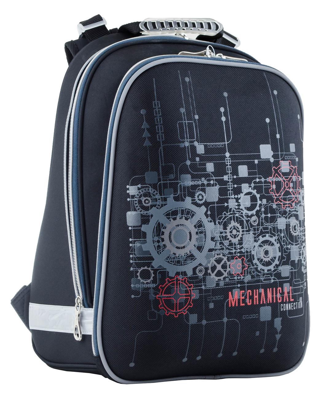 Рюкзак каркасный  H-12 Mechanical, 38*29*15, фото 1
