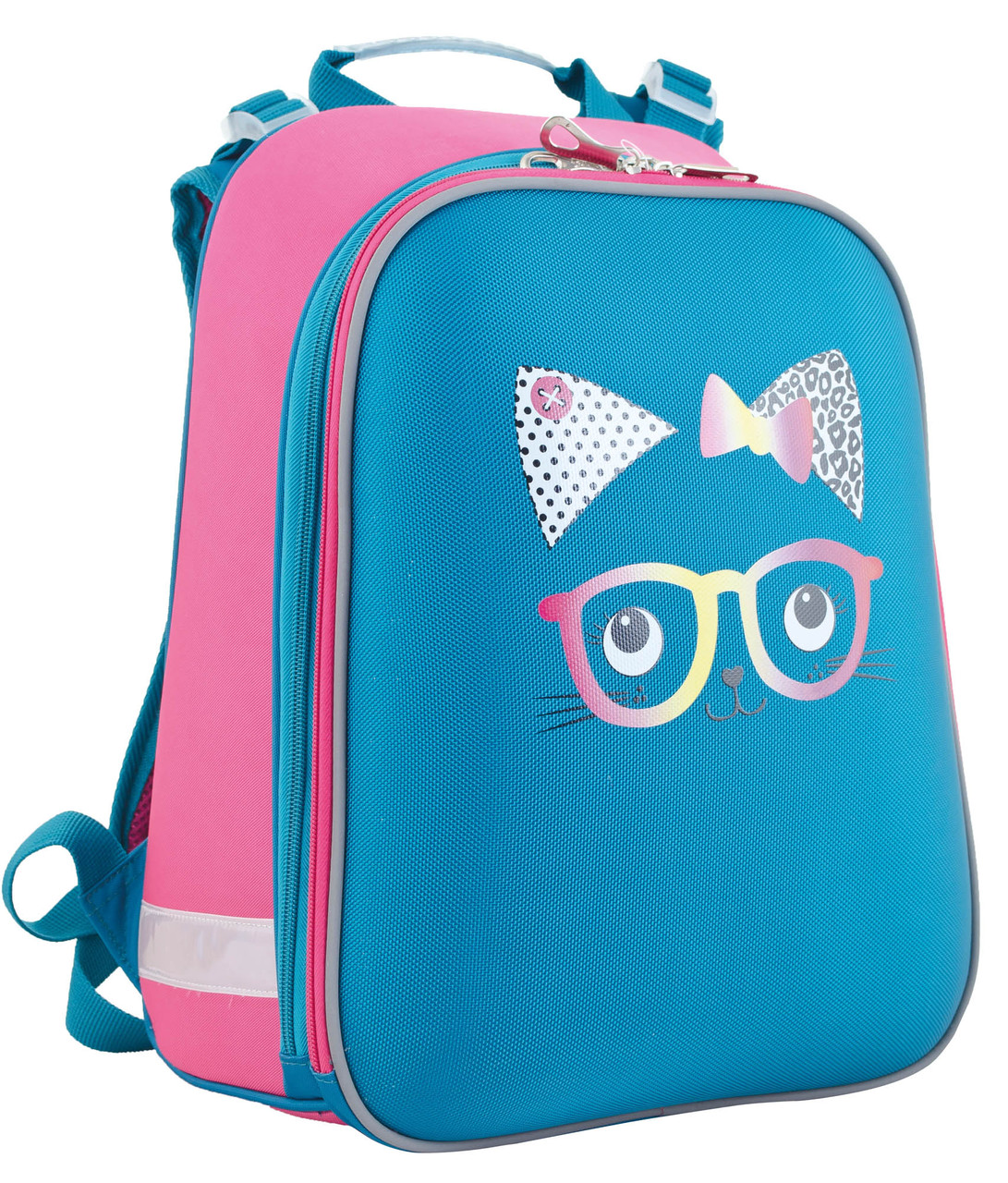 Рюкзак каркасный  H-12 Meow, 38*29*15, фото 1