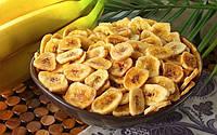 Банановые чипсы (100 г)