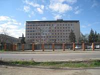 Здание город Одесса, Малиновский район