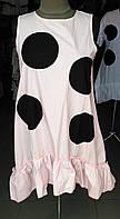 Платье летнее сарафан - котон