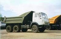 Доставка песка самосвалами 5-40 тонн. Перевозка стройматериалов