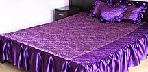 Жаккардовые покрывала (180х200 см)  С РЮШАМИ