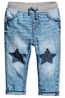Детские джинсы мальчику  9-12, 12-18 месяцев