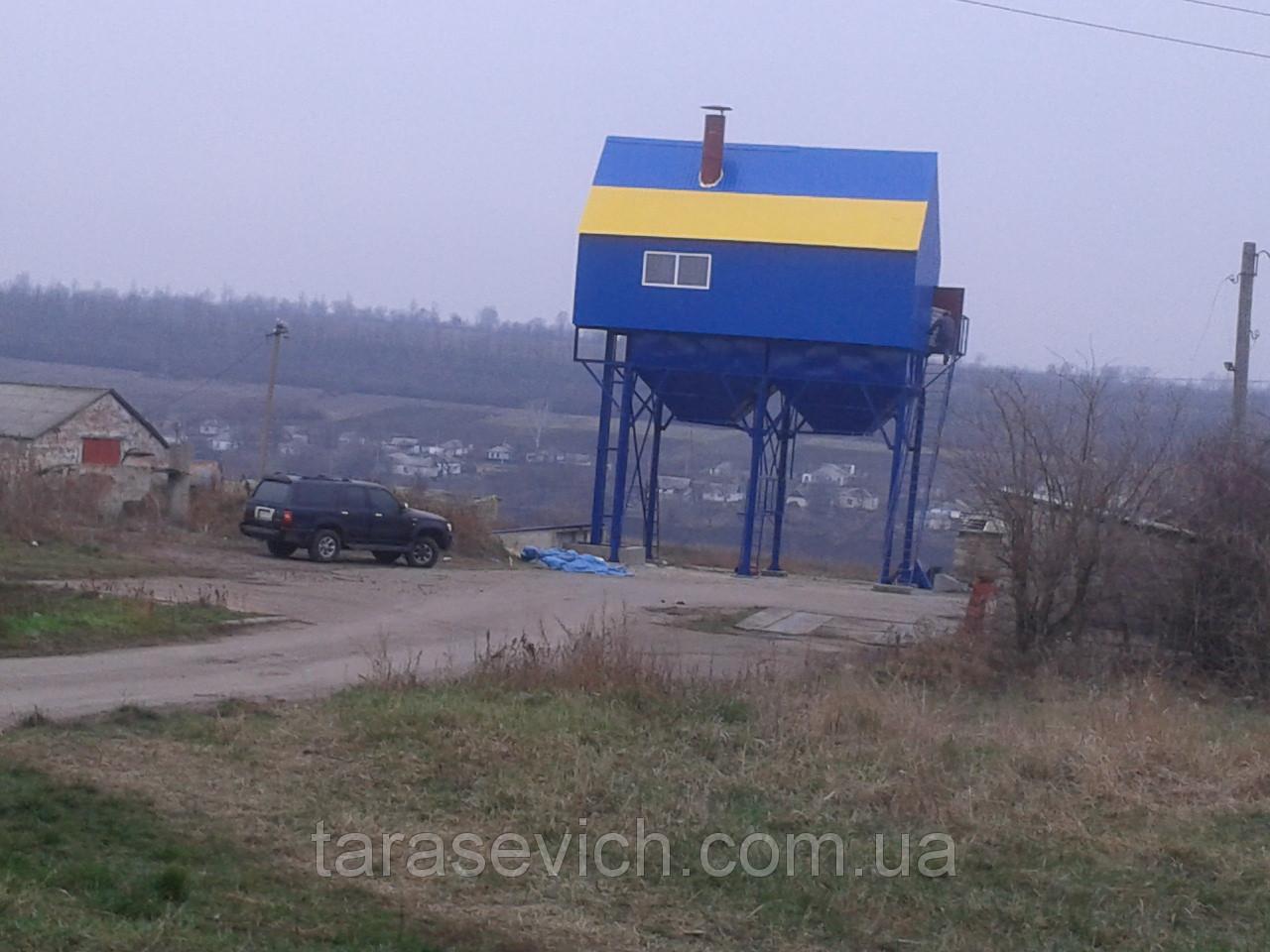 Зерноочистительный комплекс ЗАВ-50