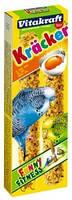 Крекер яичный для волнистых попугаев