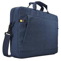 "Сумка для ноутбука Case Logic Huxton Attache 15"" Blue"