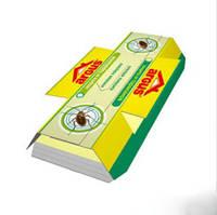 Клеевая ловушка тараканов Argus с аттрактантом, 5 шт в уп., фото 1