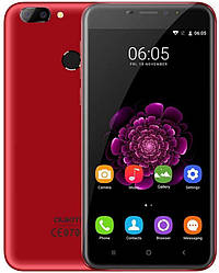 Смартфон OUKITEL U20 Plus red 2/16 Gb 4 ядра 13Mp