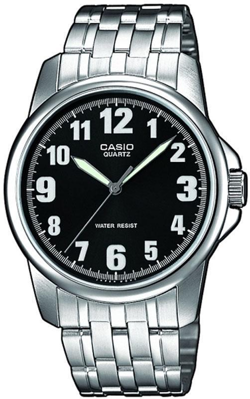 Наручные мужские часы Casio MTP-1260PD-1BEF оригинал