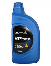 Масло трансмисион.Hyundai MTF SAE 75W90GL-4 (сінт),1Л